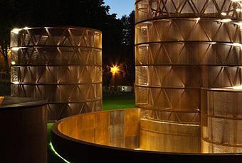 Museo interactivo de la historia de lugo nieto sobejanos - Arquitectos lugo ...