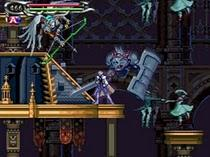 Castelvania Dawn of Sorrow
