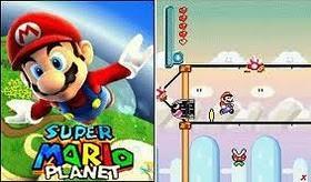 Mario Bros Samsung S3350