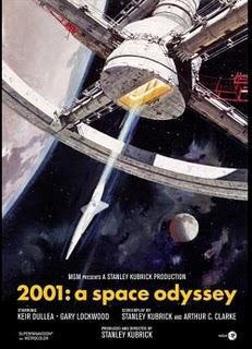 CINEFÓRUM DE SOBREMESA (porque el cine nos alimenta...)Hoy: 2001: Una odisea del espacio, (Stanley Kubrick, 1968)