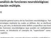 Fundamentos para análisis funciones neurobiológicas Carlos Muñoz-Suárez