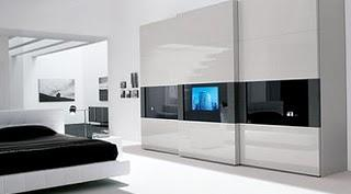Muebles modernos para TV Paperblog