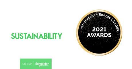 Schneider Electric recibe el premio Top Project of the Year de Environment + Energy Leader
