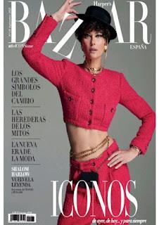 #HarpersBazaar #regalosrevistas #revistas #revistasseptiembre #mujer #woman #femeninas