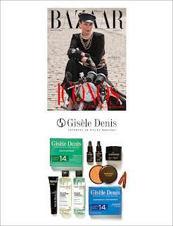 #suscripcionrevistas #HarpersBazaar #regalosrevistas #revistas #revistasseptiembre