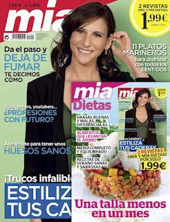 #revistas #revistasseptiembre #Mia #mujer #woman #femeninas
