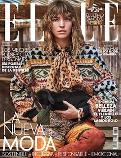#revistasseptiembre #revistas #femeninas #mujer #woman #fashion #Elle