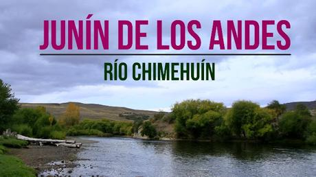 Nuevo vídeo: Junín de los Andes (río Chimehuín)
