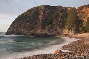 ¿Cómo convertir la playa de tu infancia en una fosa séptica?