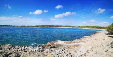 Calas de Son Saura y Des Talaiers (Costa sur de Menorca)