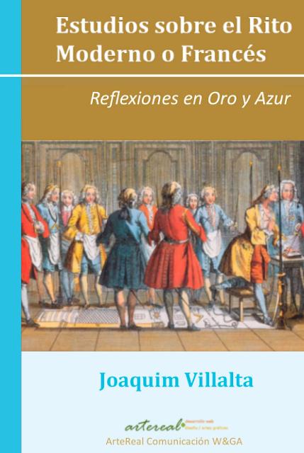 De nuevo un libro sobre el Rito Francés en las manos, bue...