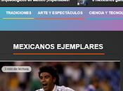 Mexicontento: página para conocer méxico
