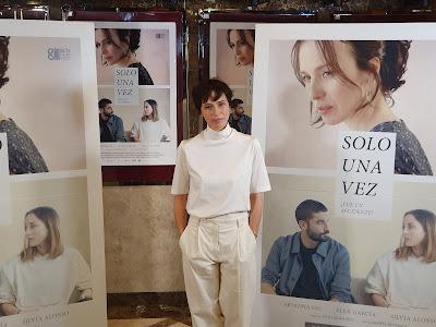 Fila EFE - Nº 58. Entrevista Ariadna Gil y Festival de cine de Málaga 2021