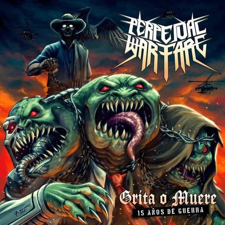 Perpetual Warfare lanza 'Grita o muere', una canción de protesta y resistencia