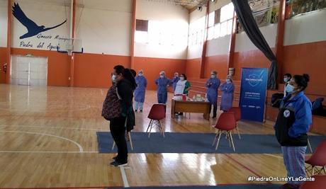 Día del Vacunador: Neuquén entregó reconocimientos a más de 300 voluntarios