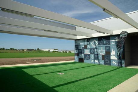 Montevideo City Football Academy: el complejo deportivo que presume una ecuación diferencial en el fútbol uruguayo
