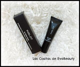 #INGLOT #Notino #prebasesombras #prebaseojos #eyes #ojos #eyeshadowkeeper #opinion #makeup #maquillaje