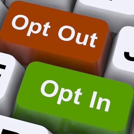 optin out