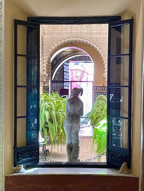 El Palacio de la Condesa de Lebrija (1): su historia.