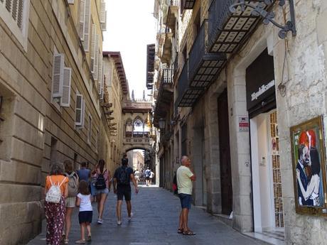 Un paseo diferente por el centro de Barcelona