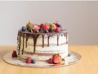 Coge un trozo de tarta