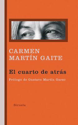 El cuarto de atrás - Carmen Martín Gaite