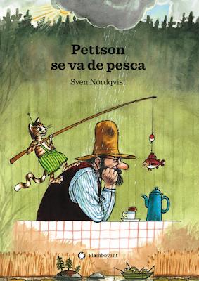 PETTSON SE VA DE PESCA: ¡Findus, la saga que arrasa en Suecia!