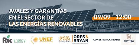 Avales y Garantías en el Sector de las Energías Renovables