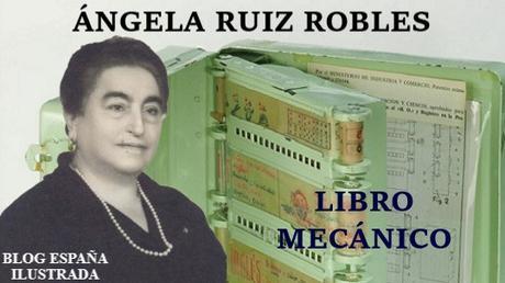 LIBRO MECÁNICO POR ÁNGELA RUIZ ROBLES