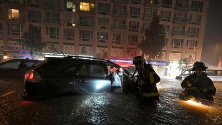 Nueva York en estado de emergencia: 8 muertos por huracán Ida