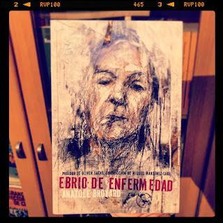 Anatole Broyard - Ebrio de enfermedad (reseña)