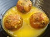 Albóndigas boquerones málaga salsa sobrehúsa