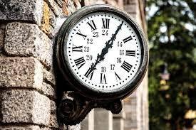 Confía en el tiempo