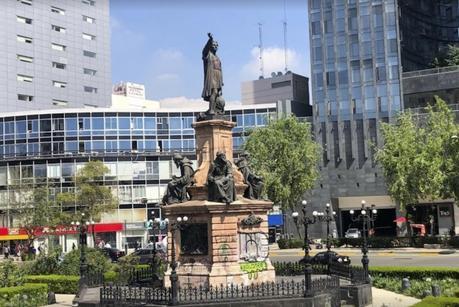 Sustituirán estatua de Colón por escultura de mujer indígena en el Paseo de la Reforma