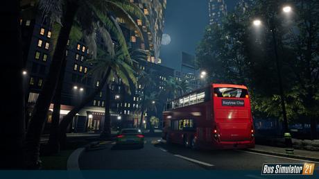 Ya disponible la Day One Edition Bus Simulator 21