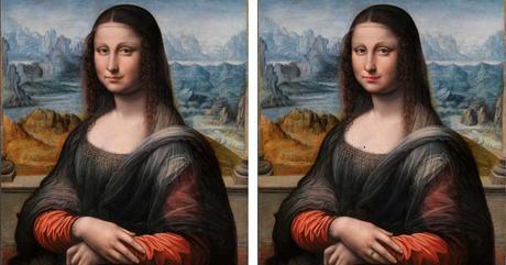 Encuentra las 5 diferencias en estas obras de arte (Juego)