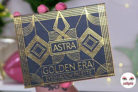 Paleta Golden Era de Astra