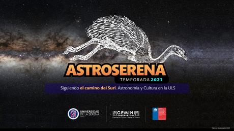 """Ciclo de charlas en línea """"AstroSerena"""""""