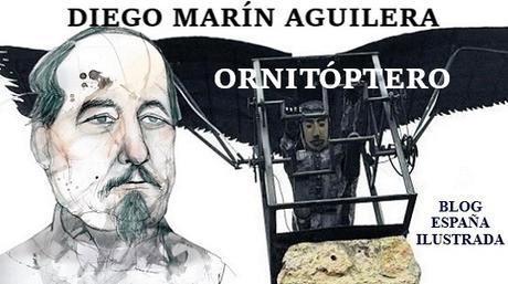 ORNITÓPTERO DE DIEGO MARÍN AGUILERA