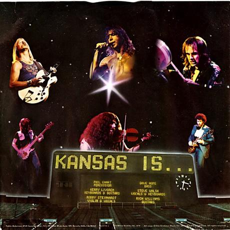 Kansas - Two for the Show (1978)