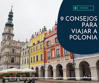 9 Consejos para viajar a Polonia