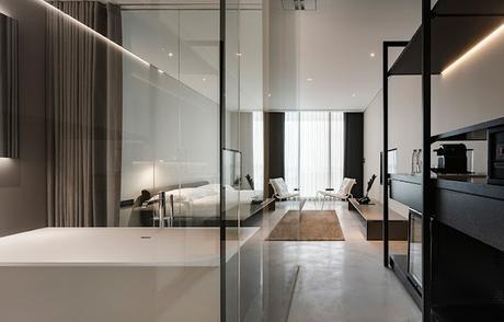 Hotel Sofisticado y Minimalista