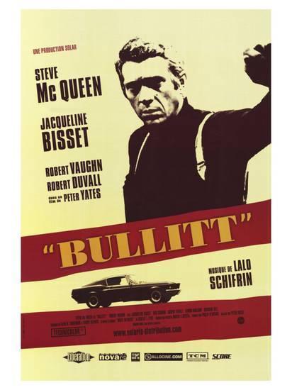 BULLIT - Peter Yates 1968
