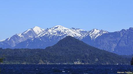 Vistas del lago Nahuel Huapi