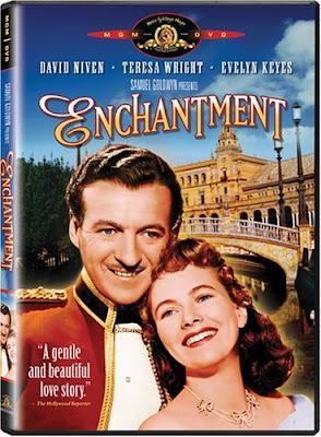 HECHIZO (ENCHANTMENT) (USA, 1948) Romántico, Melodrama