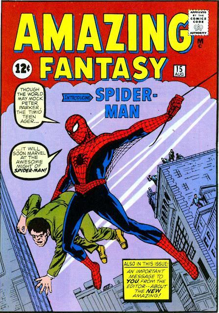 SPIDER-MAN DESBANCA A SUPERMAN EN SUBASTA