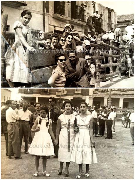 Las Fiestas Patronales en las décadas 40, 50 y 60