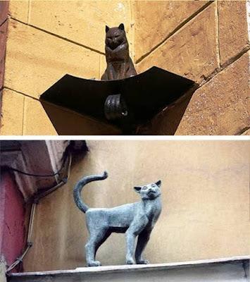 Los gatos de Leningrado