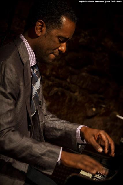 FOTO-Los pianistas del JAMBOREE-DANNY GRISSETT
