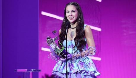 Olivia Rodrigo en los MTV VMA 2021